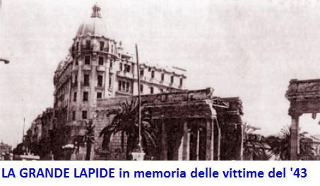 La Grande Lapide - in memoria delle vittime del  '43