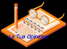 La tua opinione